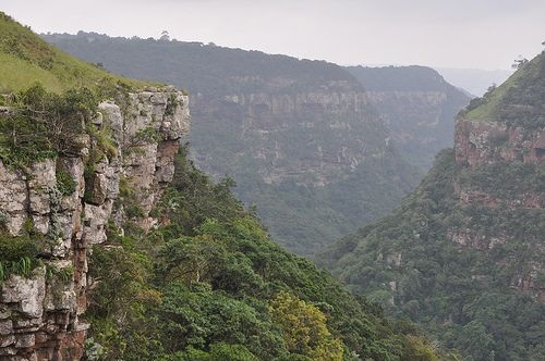 Kloof Gorge, KZN South Africa ~ close to our last home in SA