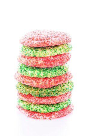 Grandma's Gluten-Free Sugar Cookies.