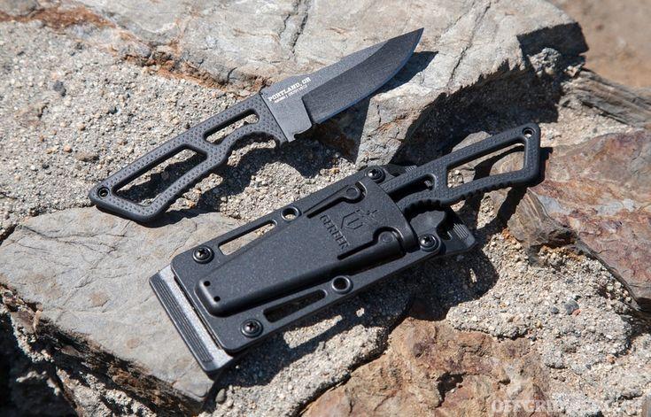 Η σειρά μαχαιριών Ghoststrike (χτύπημα φάντασμα) της εταιρίας Gerber έχει σχεδιαστεί με στόχο την αυτοάμυνα. Σήμερα αρκετές αστυνομικές μονάδες έχουν υιοθετήσει το μαχαίρι σταθερής λεπίδας (ή Fixed…