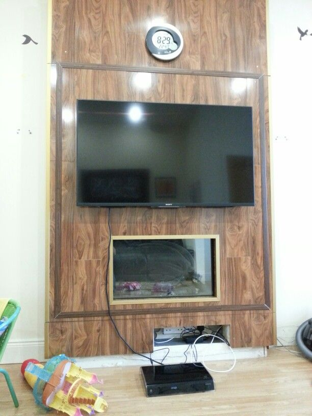 TV Wall Cabinet Day7