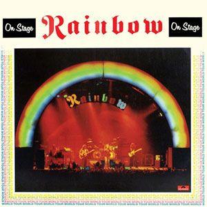 Resultado de imagen de rainbow on stage