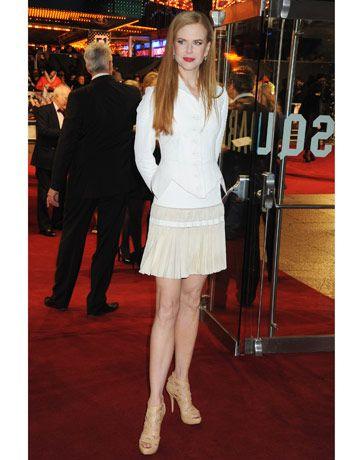 Nicole Kidman Style - Red Carpet Pictures of Nicole Kidman - Harper's BAZAAR