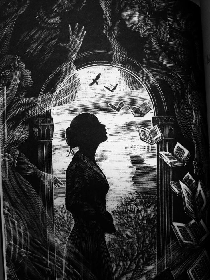"""-Porque estoy enamorado de ti. -confesó João. En el instante en que oyó, Hildy comprendió que ella sentía lo mismo. Subió las escaleras como una exhalación y los dos se fundieron en un abrazo.   Ante eso, incluso el fantasma ahorcado en la barandilla del tercer piso sonrió.  《La chica que quería ser amiga de un fantasma 》  Ransom Riggs """"Cuentos Extraños Para Niños Peculiares"""""""