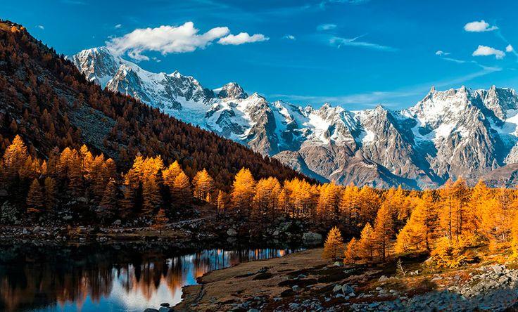 | Lago d'Arpy | #Morgex | Valle d'Aosta | http://www.volamondo.it/offerte