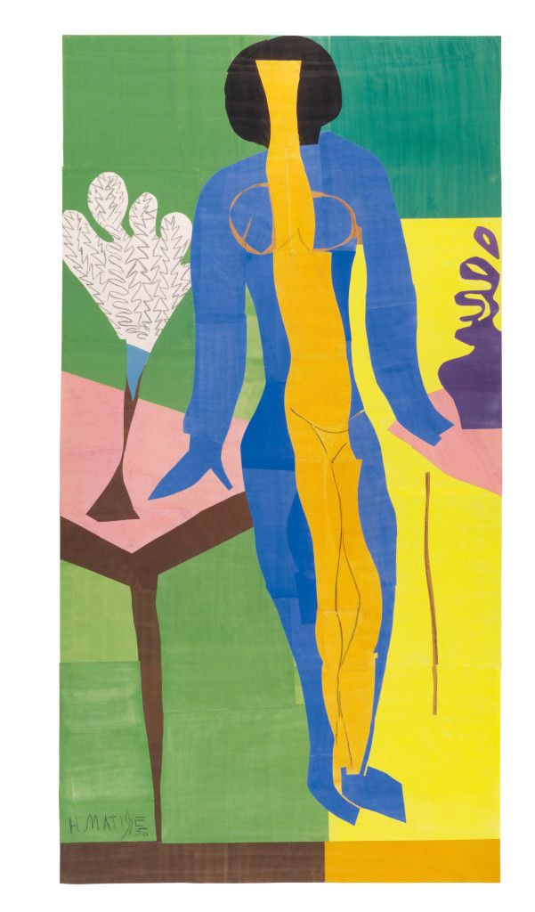 The colours of Henri Matisse: The Cut-Outs - The Chromologist