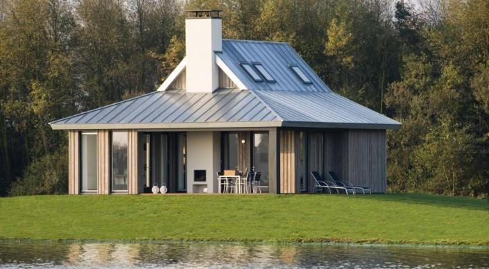 Boon 4 - Watervilla voor vier personen — Waterrijk Oesterdam