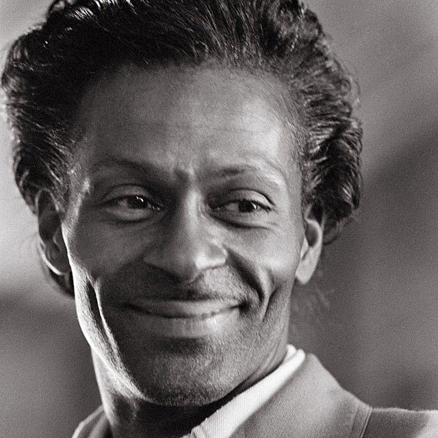 Chuck berry hustler photos