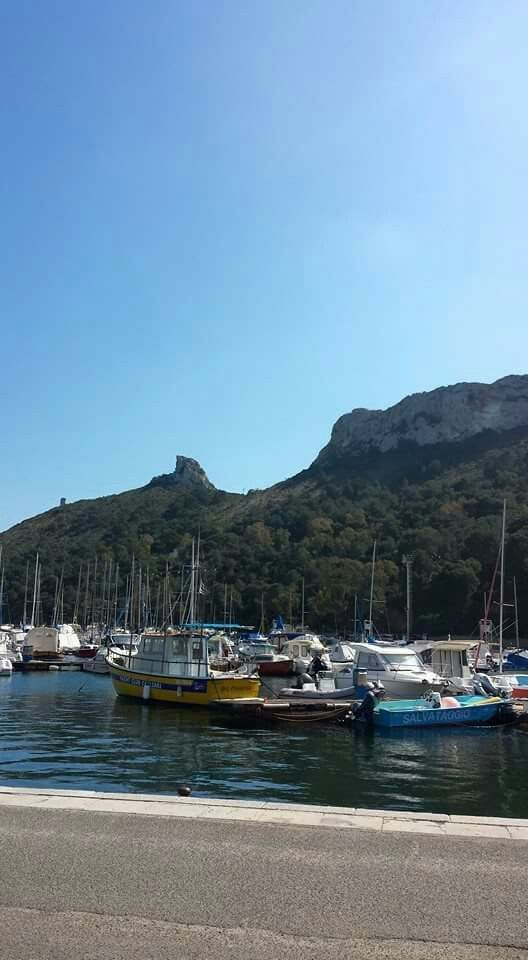 Cagliari. Marina piccola e Sella del diavolo. Sardinia -Cerdeña