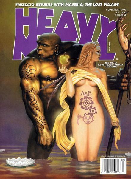 Heavey metal erotica