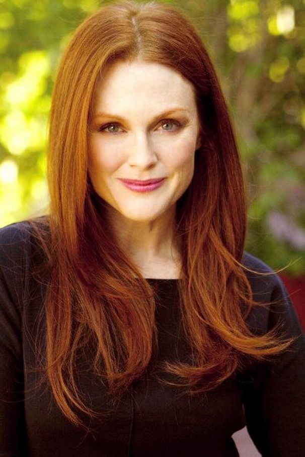 Julianne Moore .