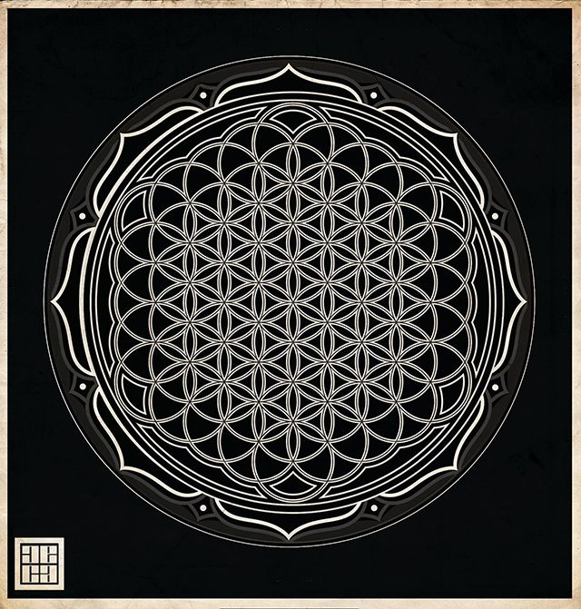 Decah Flower of Life