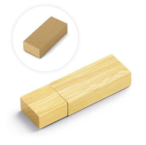 Memoria USB BAMBOO. Disponible en 2 y 4 Gb. Consulte precios en www.areadifusion.com