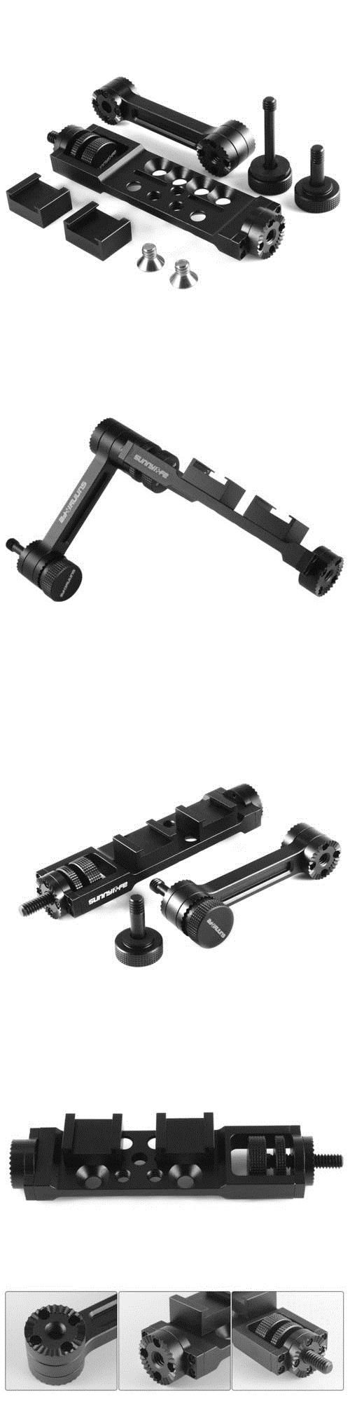 Other RC Parts and Accs 182213: Pro Version Universal Frame Mount + Extended Arm Accessories For Dji Osmo Rc446 -> BUY IT NOW ONLY: $33.99 on eBay!
