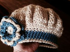 Ravelry: Irish Inspired Beret & Beanie Hat with Help Video (St Patricks Day) pattern by Naztazia