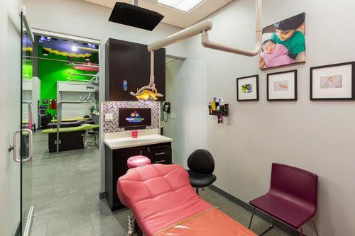Hygiene Area - Pediatric Dentist for Sarasota, Lakewood Ranch, Venice, Bradenton, FL