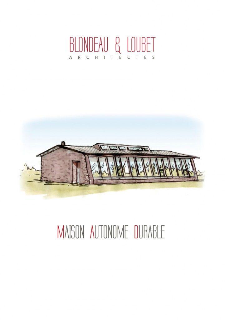 32 best Archi images on Pinterest Arquitetura, Residential - maison classe energie d