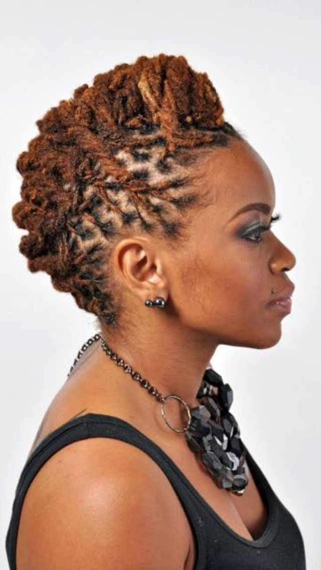color for haircuts black loc styles hairstylegalleries 4950