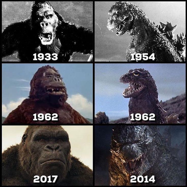 Instagram Monstervision On Instagram Next Fight Godzilla Vs Kong 2020 Godzilla