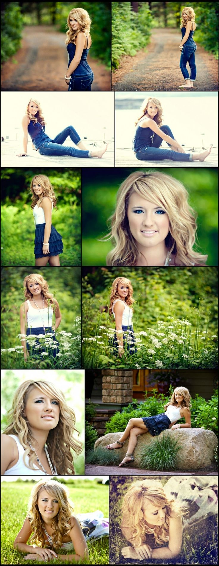 For Senior Pictures!