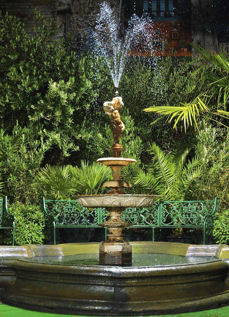 48 best garden furniture images on pinterest garden for Garden fountains portland oregon