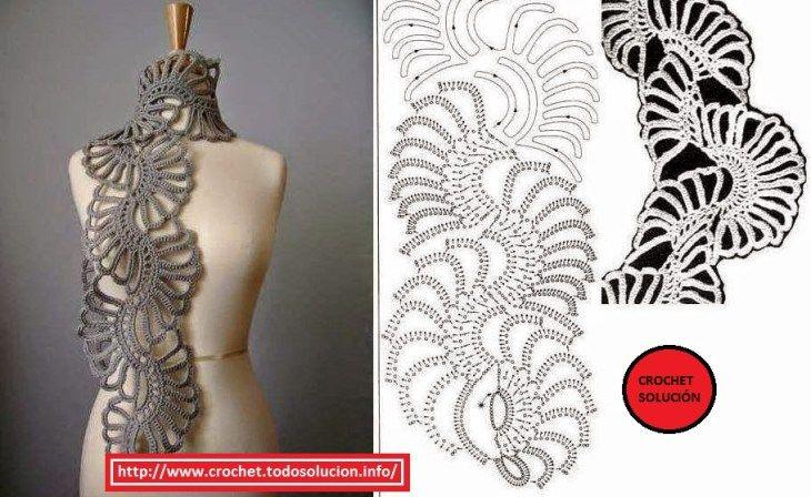13 best blusas images on Pinterest   Tops de ganchillo, Artesanías y ...