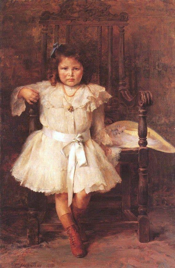 «Впечатления дороже знаний...» - Платья Викторианской эпохи... 2