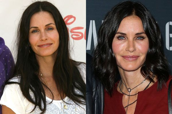 Courtney Cox, 51, comes under unnecessary fire to admit to having cosmetic surgery. She admits to having some botox but fans feel differently.