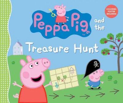 Peppa Pig and the Treasure Hunt (Peppa Pig)