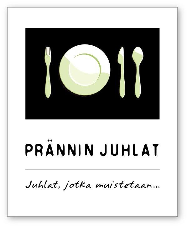 Logo Design by Maijamedia | Prännin Juhlat - Juhlat, jotka muistetaan