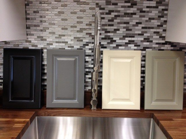 Diy Painting Kitchen Cabinets Grey