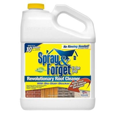 Spray Forget 1 Gal Concentrated No Rinse Eco Friendly