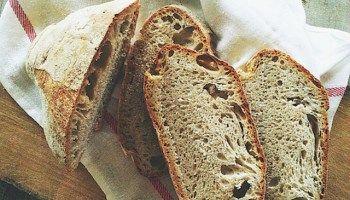 Pane di kefir con siero