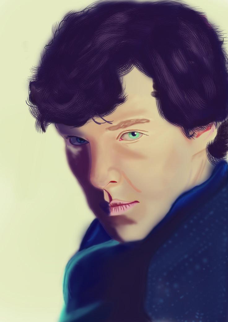 Benedict Artwork. Artist Ruva