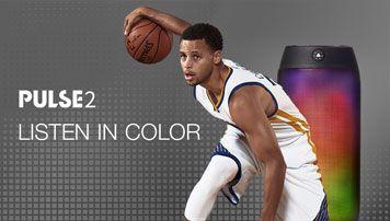 Stephen Curry NBA & JBL