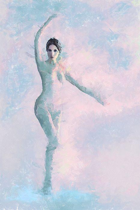 Portrait in pink: Photo by Photographer Pavel Potocek