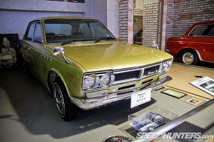 1968 Datsun Laurel 1800 C30 mk1