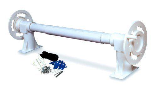 Hydro Tools 54000 Aluminum Pole Pool For Solar Blanket