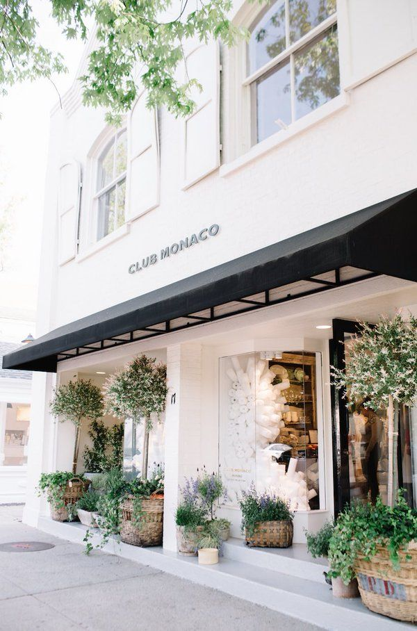 club monaco / east hampton
