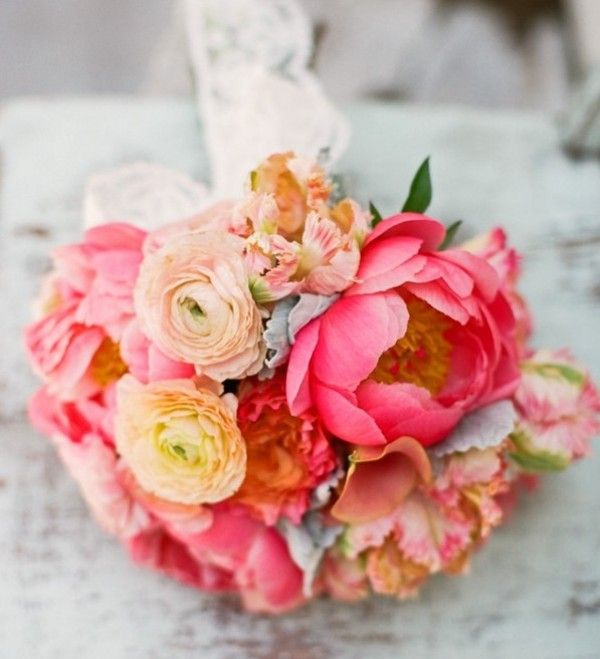 find this pin and more on peach and coral flower inspiration