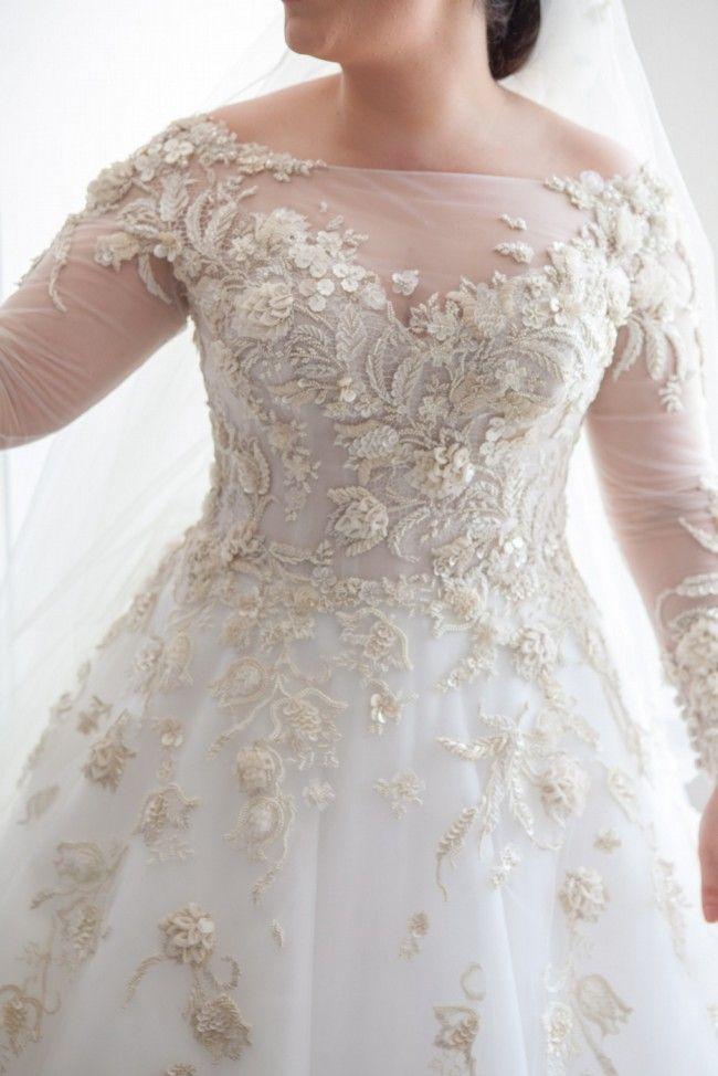 Wedding Dresses Plus Size Montreal : Best plus size wedding ideas on