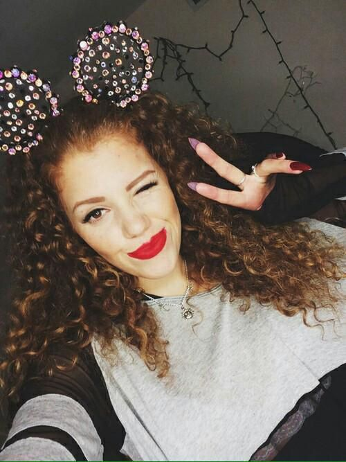 ready to go on stage at the Fifth Harmony Reflections Tour!!~Mahogany LOX