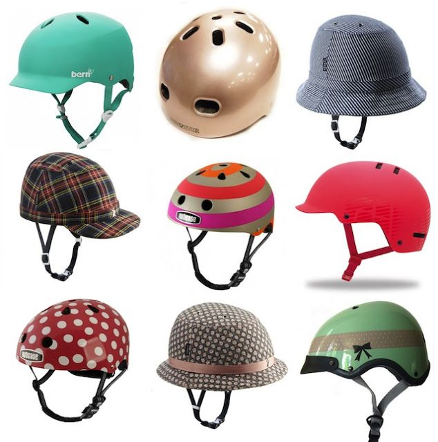 Cute Bicycle Helmets