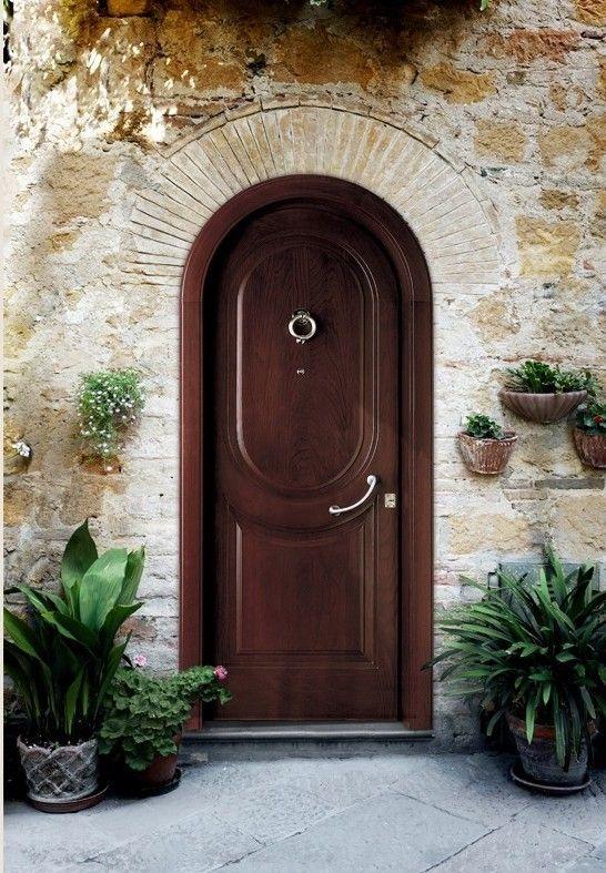 Exterior Safety Door Classic Line ~
