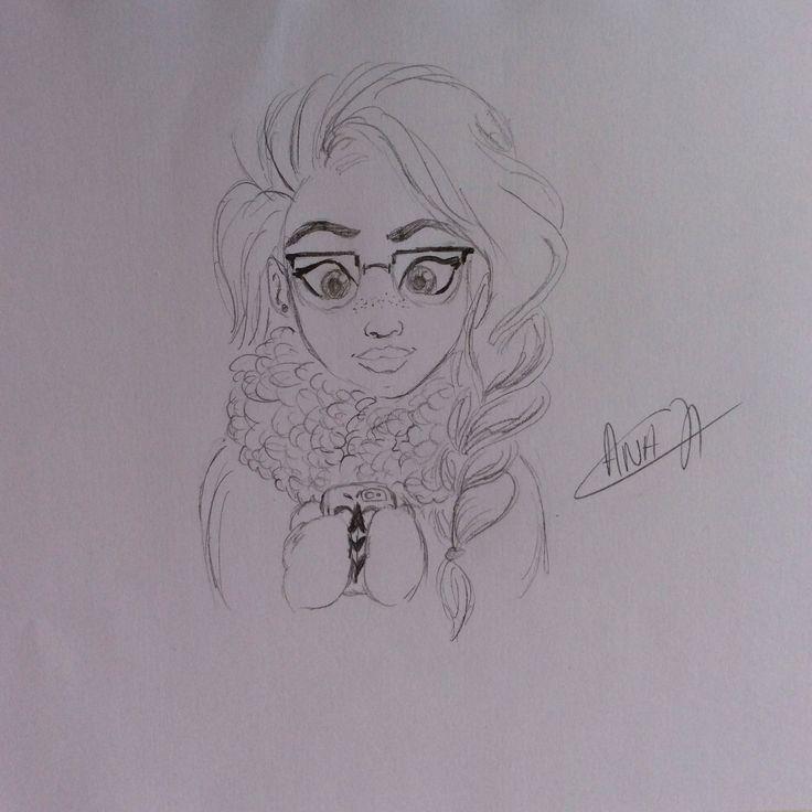 Elsa #Anita C.A