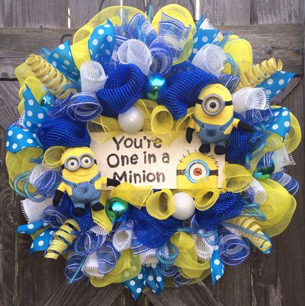 minion christmas tree decorations xmas deco pinterest minion christmas minion party and christmas