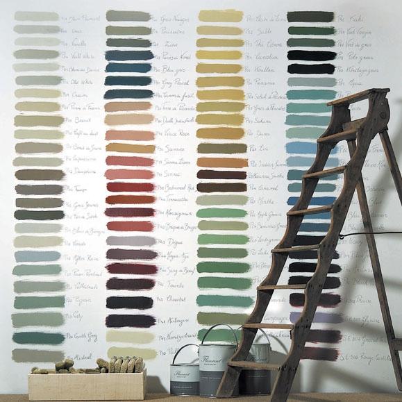 Flamant paint colors