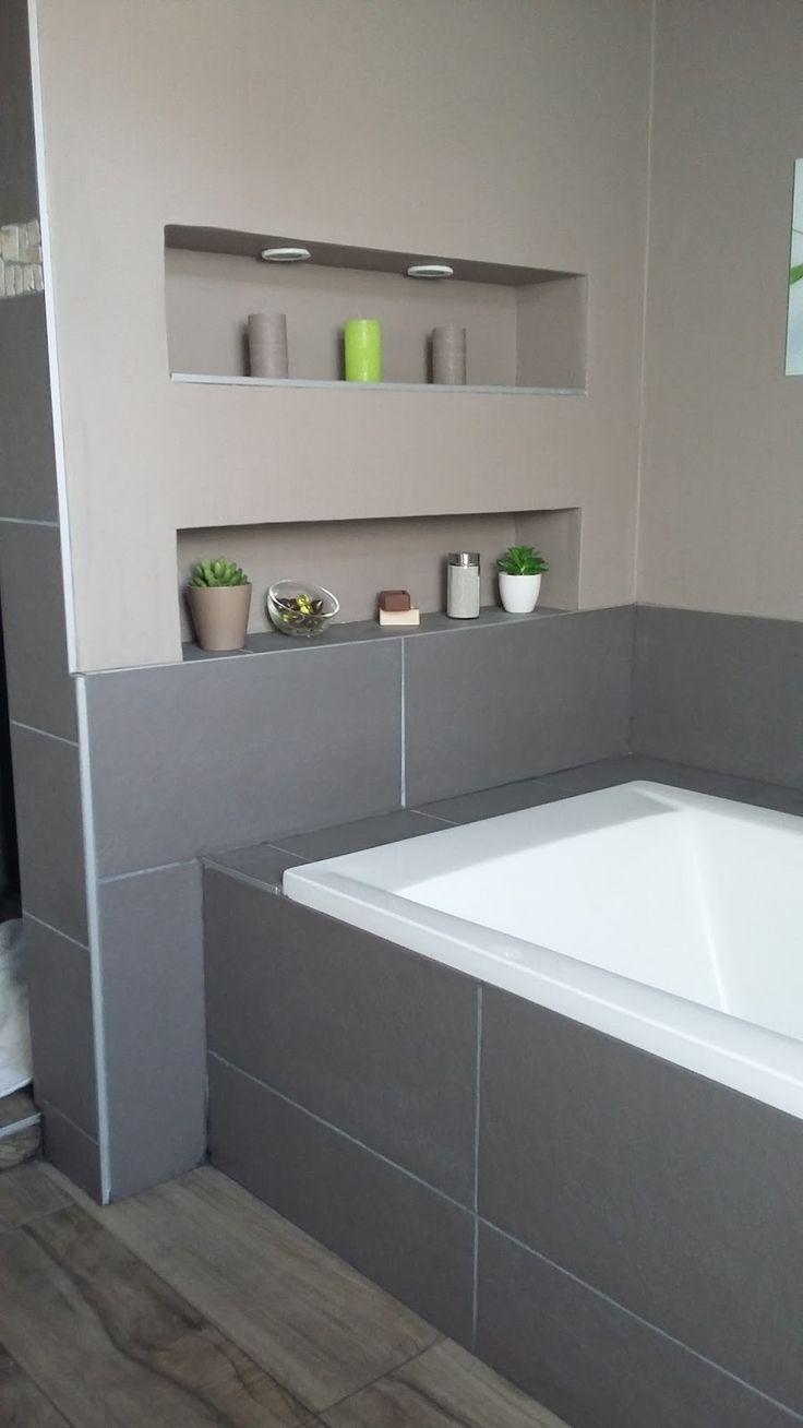 les 25 meilleures id es de la cat gorie salle de bains taupe sur pinterest jeu de couleurs. Black Bedroom Furniture Sets. Home Design Ideas