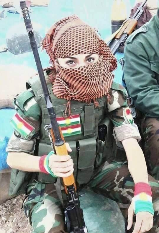 Thanks to the bravery & courage of the Kurds, ISIS is on the run in #Kobane…