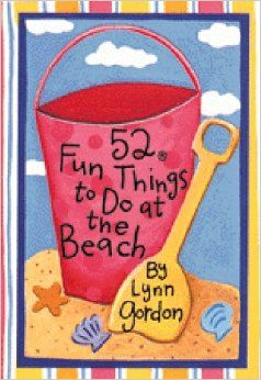 52 Fun Things to Do at the Beach - 52 suggestions on how to have fun in the sun, this deck is perfect whether you're taking the kids to the ocean or building sand castles at the lake. With instructions for making sand dough, casting shadow monsters, and sculpting sand portraits, offers creative ways to play. So let the kids loose while you laze in the sun, or join them for a game of bubble blowout. $3.58 SEE DETAILS: http://www.everythingkids.co/tips-for-road-trip-survival-with-kids/