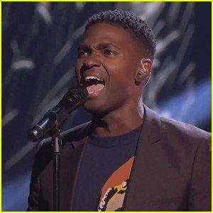 Americas Got Talents Johnny Manuel Performs Original Song During Semi-Finals (Video)
